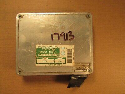 91-92-93-94 TOYOTA TERCEL CAL ECU ECM COMPUTER 89661-16081