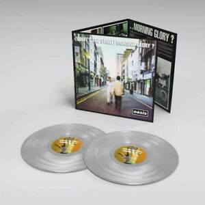 Oasis-What-039-s-The-Story-Morning-Glory-2-x-SILVER-Vinyl-25th-LTD-ED-NEW