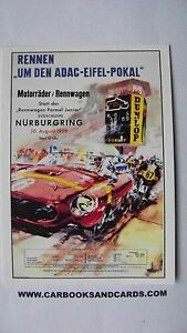 CARD-ADAC-EIFEL-POCAL-NURBURGRING-1959