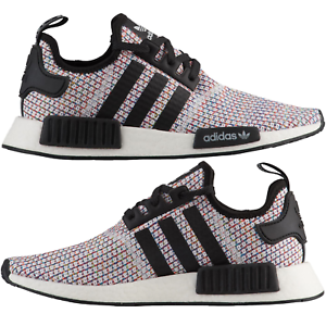 5b3140548 adidas Originals NMD R1 Rainbow Men s Comfy Shoes Lifestyle Sneakers ...