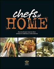 Chefs At Home: Favorite Recipes from the Chefs of Relais & Chateaux North