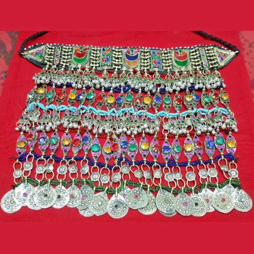 Afghan Kuchi Necklace Afghan Tribal Jewelry Afghan