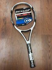 """Dunlop Aerogel Rush Tennis Racquet 4 1/2"""" L4 STRUNG"""