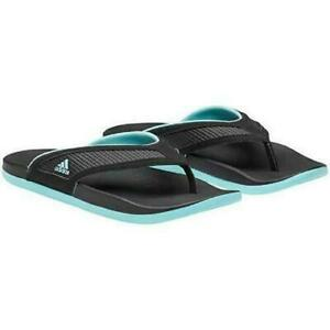 Adidas-Women-039-s-Adilette-CF-Summer-Thong-Sandals-Flip-Flops-Black-Pick-A-Size