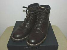 00c3c808d Damaged Tommy Hilfiger Men s Horus 3 Brown Ankle Boots Shoes ...