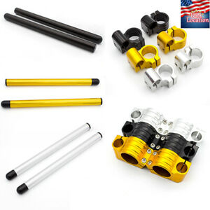 US Clip-ons Handle Bar Riser/Normal For 31/33/35/36/37/38/41/43/48/50/51/52mm