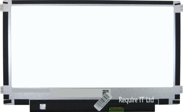 "NEW 11.6"" eDP HD LAPTOP DISPLAY SCREEN MATTE AG FOR HP CHROMEBOOK SPS 783089-001"