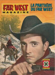 Far-West-Magazine-N-2-1964-La-Femme-d-039-Oklahoma-Richard-Denning-Cathy-Downs