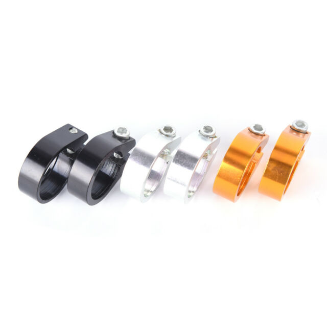 31.8/34.9mm Aluminum Alloy MTB Bike Bicycle Cycling Saddle Seat Post Clamp LY