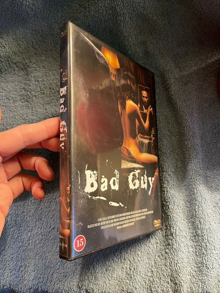 Bad guy , DVD, drama