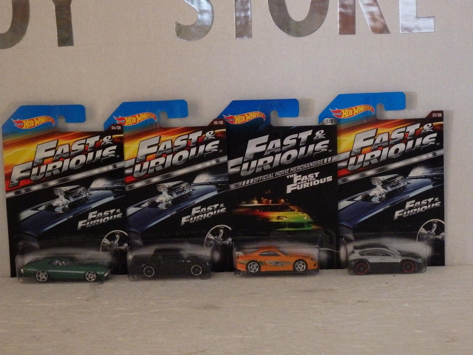 calidad fantástica Hotwheels Rápido y y y Furioso 19 coches  entrega rápida