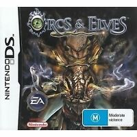 Orcs And Elves (Nintendo DS, 2007) - European Version