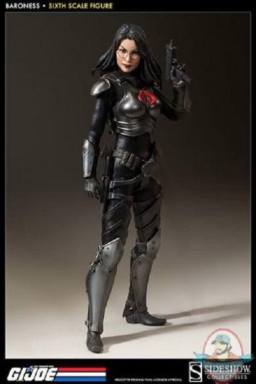 G.I. Joe 1 6 Sixth Scale cifra  Cobra Baroness Spy by sidemostrare Collectibles  con il 60% di sconto
