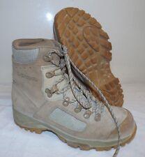 WOMENS LOWA ELITE DESERT COMBAT BOOTS - Size: 6 Large , British Army Issue