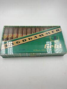 Jagdkammer , 20  antike Zigarren  ,DDR , originalverpackt , VEB Tabak Leisnig
