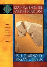 Readings from the Ancient Near East: Primary Sources for Old Testament Study En