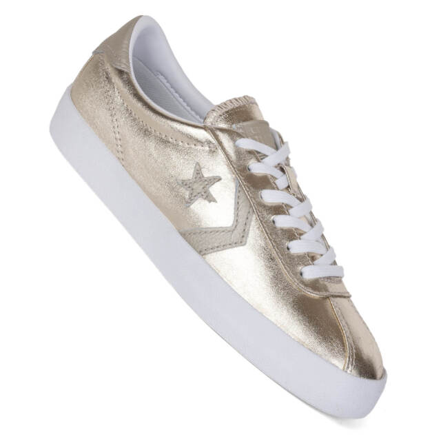 Metallic Converse Gold Sneakers In Breakpoint Ox Women's Light IYDHE9W2