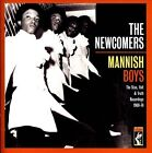 Mannish Boys: The Stax & Volt Recordings 1969-74 by The Newcomers (CD, Nov-2013, Ace (Label))