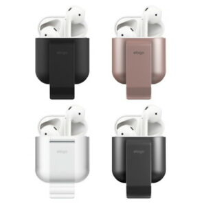 new products 3d8d0 e01ee Details about [elago] Airpods Belt clip Case, Soft Feel Coating