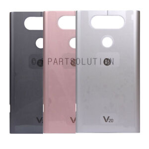 Details about NEW LG V20 H910 H915 LS997 US996 Back Cover Battery Door  Housing + NFC Antenna