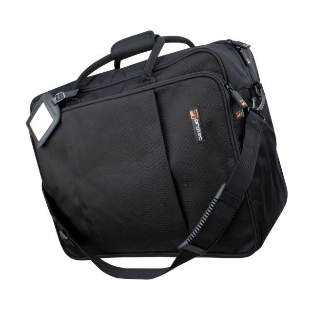 Protec Bass Trombone Mute Bag Instrument Case Black New