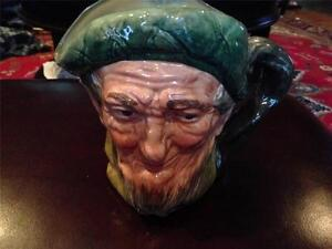 """Royal Doulton Toby """"Auld Mac"""" D5823  6.25""""  Pre-Owned"""