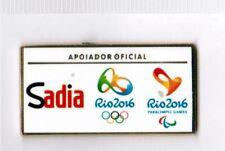 SADIA FOOD RIO DE JANEIRO 2016 OLYMPIC BRAZIL SPONSOR PIN