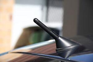 Black-Carbon-Antenna-Aerial-Stubby-Bee-Sting-Subaru-BRZ-XV-Forester-WRX-STI