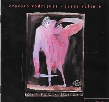 ERNESTO RODRIGUES JORGE VALENTE Self Eater And Drinker 1999 PORTUGAL EXP. CD