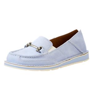 Baby Blue Buy One Give One Damenschuhe GüNstig Einkaufen Ariat Bit Cruiser Womens Shoe Kleidung & Accessoires