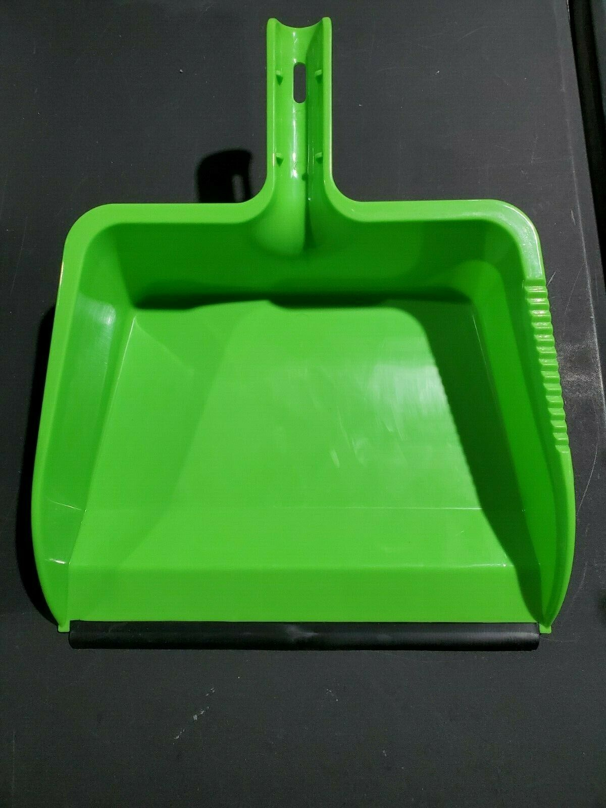 Lime Green Jumbo Dust Pan