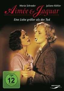 AIMEE-ET-JAGUAR-Heike-Makatsch-MARIA-SCHRADER-DVD-neuf