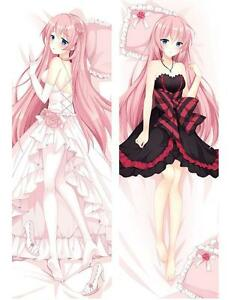 Anime Vocaloid Megurine Luka Cute Loli Otaku Dakimakura Hugging Body Pillow Case eBay