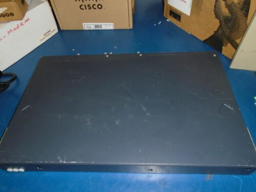 2 year warranty Real time listing. Cisco 2611 with no face plate