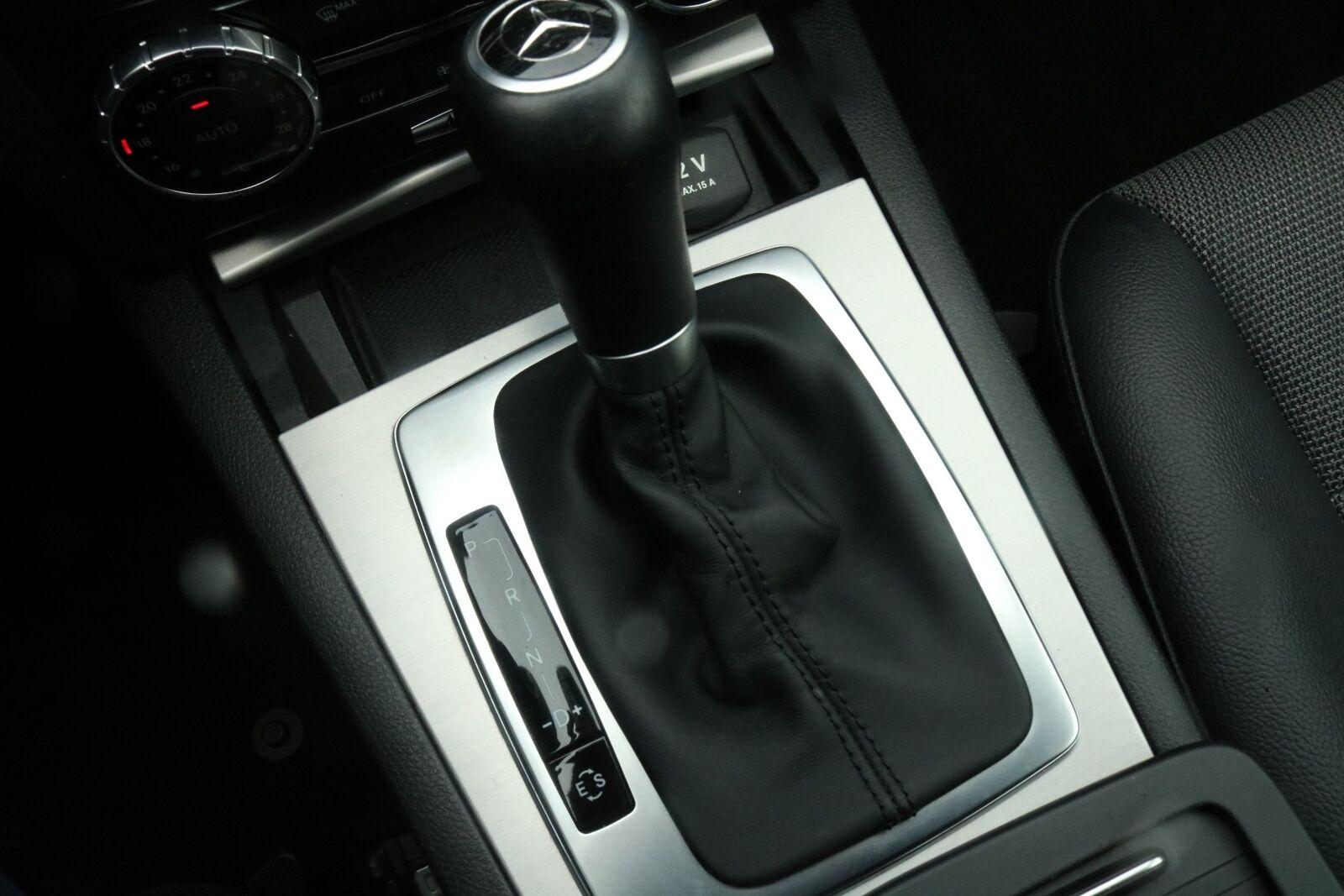 Mercedes C250 CDi Avantgarde stc. aut. BE