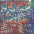 Salsa Underground 0037629339327 by Various Artists CD