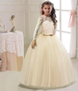 Promo Code Flower Girl Dresses Ebay Us 31ef5 F5f3b