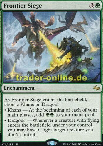 Frontier Siege Fate Reforged Magic Belagerung des Grenzlandes