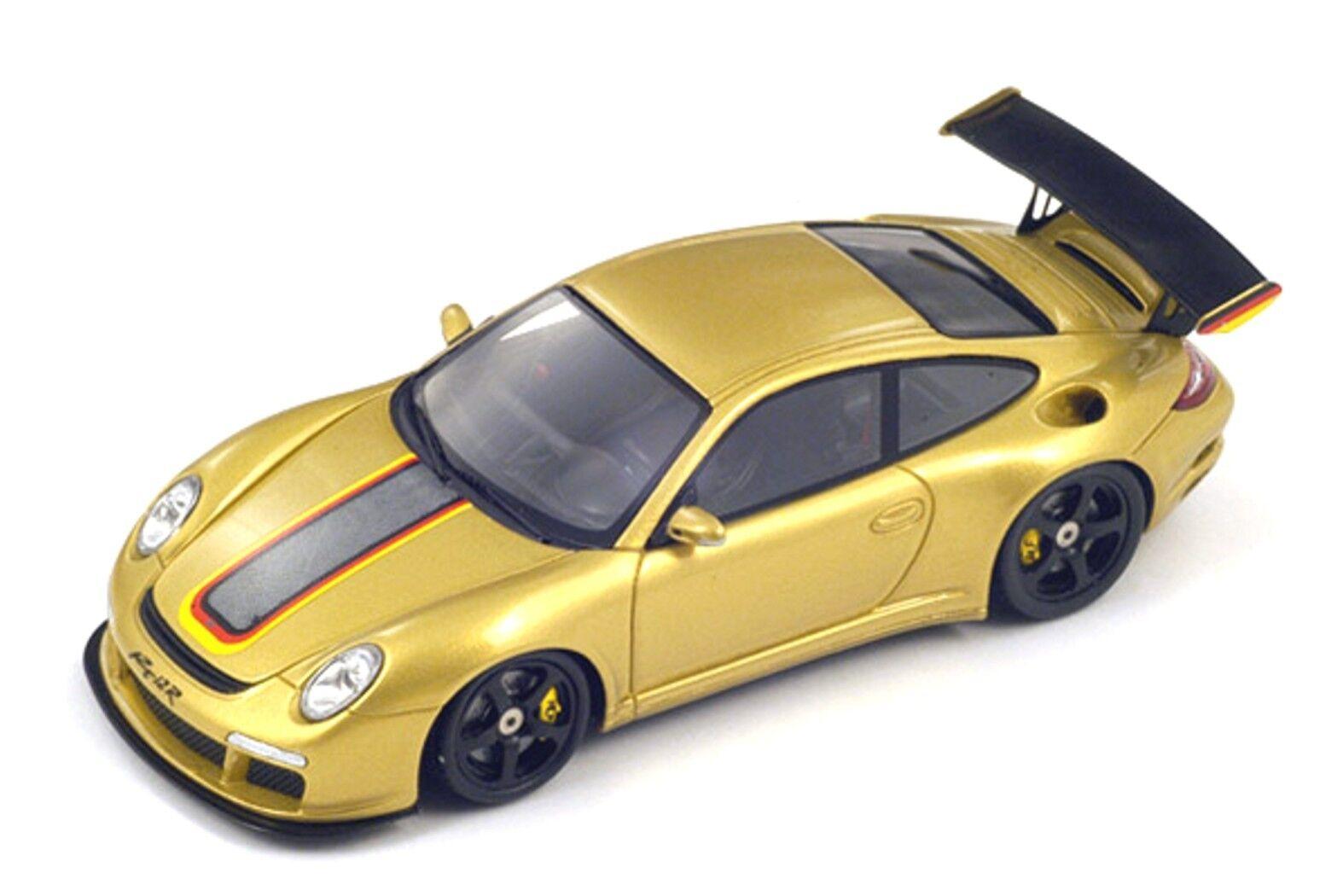 Porsche Ruf RT12R 2011 Or 1 43 Spark S2175
