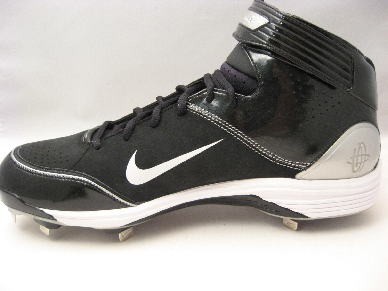 Nike Air huarache de metal Baseball cleats confortable despacho venta de huarache temporada 1ba570