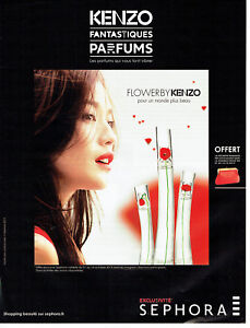Détails 2013 Sur Advertising 127 By Publicité Flower Parfum Sephora Kenzo rshQCtd