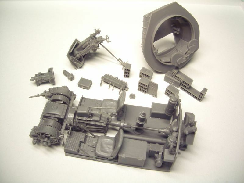 BRACH MODEL INTERIOR SET FOR  M 13 40  & M 14 41 Scala 1 35 Cod.BM118  magasiner en ligne aujourd'hui