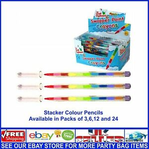 Party Favors & Bag Fillers Happy Birthday Pencils Party Bag ...