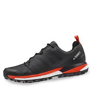 Gore Outdoorschuhe Adidas Skychaser Graurot Zu Tex® Details Schuhe Herren Terrex Trekking m8vnwN0