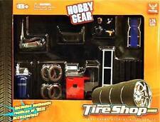 PHOENIX Hobby Gear Tire Shop 1:24 G scale diorama  accessory set