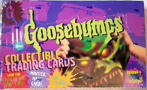 1996-TOPPS-GOOSEBUMPS-TV-SHOW-HOBBY-BOX-36-PACKS-SEALED-FAST-SHIPPING