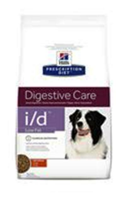 12Kg HILL'S id P.DIET CANINE LOW FAT