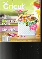 CRICUT MAGAZINE,  MARCH, 2012   ALL ABOUT KIDS * FOR MY FRIEND * BEAUTIFUL HOME