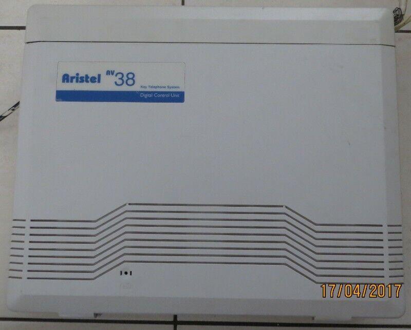 Panasonic ARISTEL AV-38 Telephone System (Switchboard)