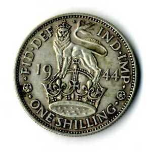 Moneda-Gran-Bretana-1944-one-shilling-George-VI-Scottish-plata-500-silver-coin